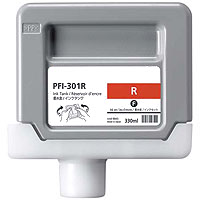 Canon 1492B001AA (Canon PFI-301R) Compatible Discount Ink Cartridge