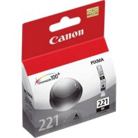 Canon 2946B001 ( Canon CLI-221 Black ) Discount Ink Cartridge