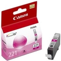 Canon 2948B001 ( Canon CLI-221 Magenta ) Discount Ink Cartridge