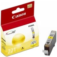 Canon 2949B001 ( Canon CLI-221 Yellow ) Discount Ink Cartridge