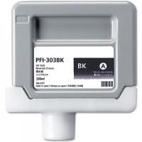 Canon 2958B001 (Canon PFI-303BK) Compatible Discount Ink Cartridge