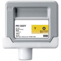 Canon 2961B001 (Canon PFI-303Y) Compatible Discount Ink Cartridge
