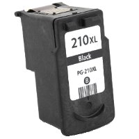 Remanufactured Canon PG-210XL ( 2973B001 ) Black Discount Ink Cartridge