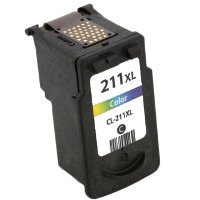 Canon 2975B001 ( Canon CL-211XL ) Remanufactured Discount Ink Cartridge