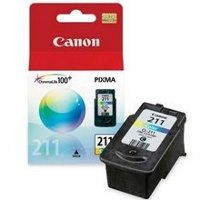 Canon 2976B001 ( Canon CL-211 ) Discount Ink Cartridge