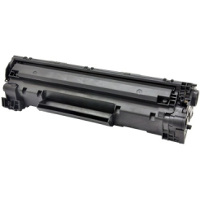 Compatible Canon Canon 126 ( 3483B001AA ) Black Laser Cartridge