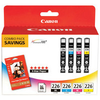Canon 4546B007 ( Canon CLI-226 ) Discount Ink Cartridge MultiPack