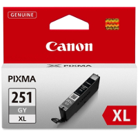 Canon 6452B001 ( Canon CLI-251XLGY ) Discount Ink Cartridge