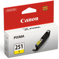 Canon 6516B001 ( Canon CLI-251Y ) Discount Ink Cartridge