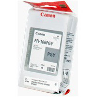Canon 6631B001 ( Canon PFI-106PGY ) Discount Ink Cartridge