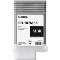 Canon 6704B001 ( Canon PFI-107MBK ) Discount Ink Cartridge
