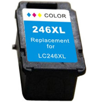 Canon 8280B001 / CL-246XL Remanufactured Discount Ink Cartridge