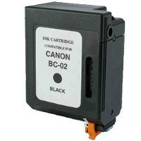 Canon BC-02 Black Professionally Remanufactured Discount Ink Cartridges