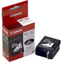 Canon BC-02 Black BubbleJet Printhead Discount ink Cartridge