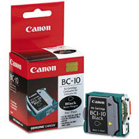 Canon BC-10 Black BubbleJet Discount Ink Cartridge