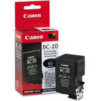 Canon BC-20 Black BubbleJet Printhead Discount Ink Cartridge