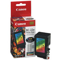 Canon BC-22e Photo Color BubbleJet Printhead Discount Ink Cartridge