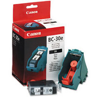 Canon BC-30e Black BubbleJet Printhead Discount Ink Cartridge