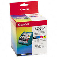 Canon BC-33e Color BubbleJet Discount Ink Cartridge