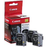 Canon BCI-10 Black Discount Ink Cartridges (3/Pack)