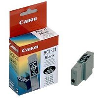 Canon BCI-21 Black Discount Ink Cartridge