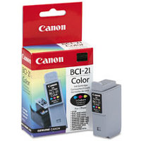Canon BCI-21 Color Discount Ink Cartridge