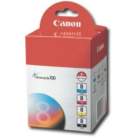Canon CLI-8 Discount Ink Cartridge MultiPack
