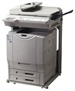 Color LaserJet 8550 mfp