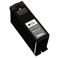 OEM Dell Y498D / GRMC3 / Series 21 ( 330-5275 ) Black Discount Ink Cartridge