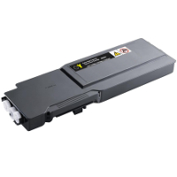 Compatible Dell MD8G4 / F8N91 ( 331-8430 ) Yellow Laser Cartridge
