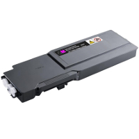 Compatible Dell XKGFP / 40W00 ( 331-8431 ) Magenta Laser Cartridge