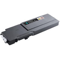 Compatible Dell 1M4KP / FMRYP ( 331-8432 ) Cyan Laser Cartridge
