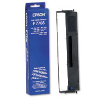 Epson 7768 Black Multistrike Dot Matrix Printer Ribbon