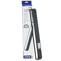 Epson 8755 Black Fabric Dot Matrix Printer Ribbon