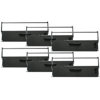 Epson ERC-31B Compatible Point of Sale (POS) Ribbons (6/Pack)