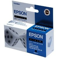 Epson S020047 Black Discount Ink Cartridge