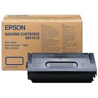 Epson S051016 Black Laser Cartridge