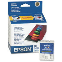 Epson S191089 Color Discount Ink Cartridge ( Replaces S020089 & S020191 )