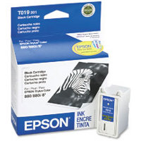 Epson T019201 Black Discount Ink Cartridge