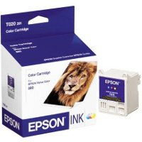Epson T020201 Color Discount Ink Cartridge