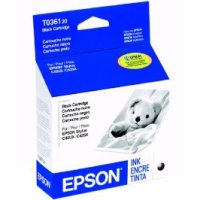 Epson T036120 Black Discount Ink Cartridge