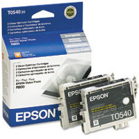 Epson T054020 Gloss Optimiser Discount Ink Cartridges (2/Pack)