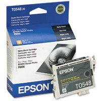 Epson T054820 Matte Black Discount Ink Cartridge