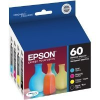 Epson T060120-BCS Discount Ink Cartridge Combo Pack