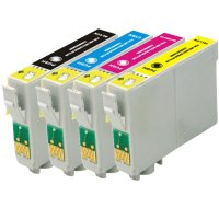Epson T069120 / T069220 / T069320 / T069420 Remanufactured Discount Ink Cartridge MultiPack