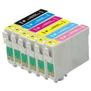 Epson T077920 Remanufactured Discount Ink Cartridge MultiPack