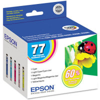 Epson T077920 Discount Ink Cartridge Multi-Pack