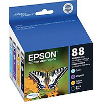 Epson T088120-BCS Discount Ink Cartridge MultiPack
