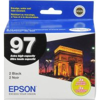 Epson T097120-D2 Discount Ink Cartridge Dual Pack
