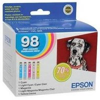 Epson T098920 Discount Ink Cartridge Value Pack